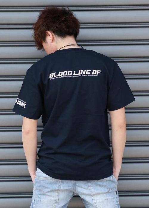 BLOOD LINE Tシャツ