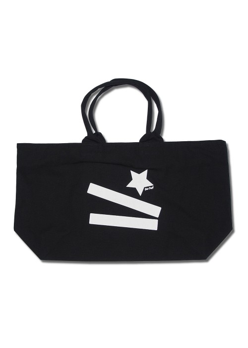 LUCKY LIP ZIP TOTE