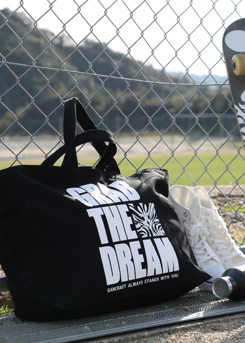 GRAB THE DREAM トートバッグ