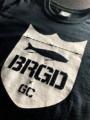 GANCRAFT x BASS BRIGADE【Collaboration T-Shirt (Black)】