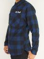 LUCKY LIP Long sleeve flannel shirt