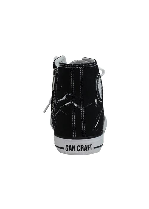 GANS KICKS SPLASH High Grade Edition ( Black / HighCut )