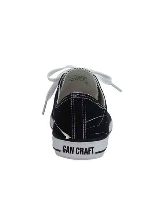 GANS KICKS SPLASH High Grade Edition ( Black / LowCut )