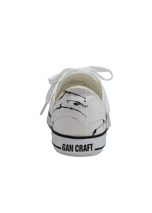 GANS KICKS SPLASH High Grade Edition ( White / LowCut )