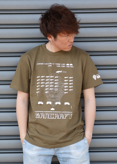 JOINVADER Tシャツ
