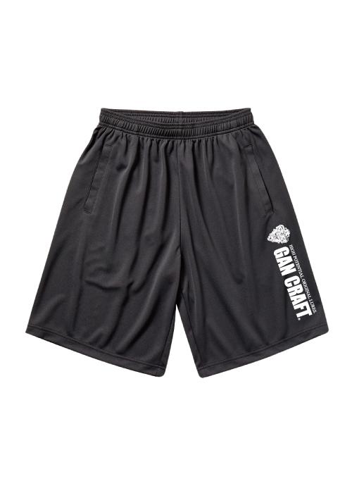 GANCRAFT DRY Short Pants【Gunmetal】