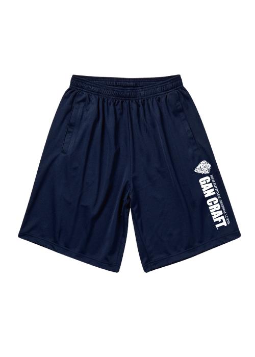 GANCRAFT DRY Short Pants【Navy】